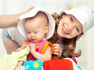 Baby Bekleidung - Die Grundausstattung