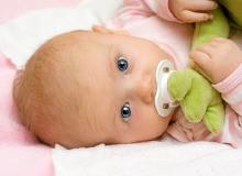 Babys Schnuller - Saugen ist ein Grundbedürfnis!