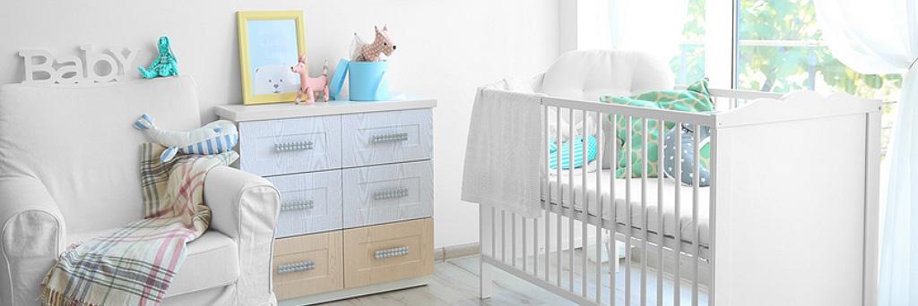 Babyzimmer und Kinderzimmer – Ideen für die Einrichtung