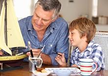 Oma und Opa - warum sie für Kinder so wichtig sind