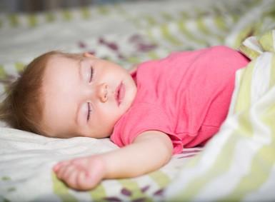 Entwicklungskalender - 10 bis 12 Monate - Schlaf