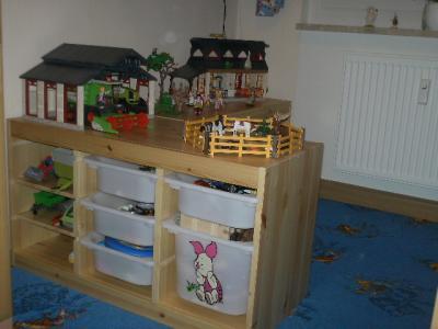 Playmobil Ecke Forum Einrichten Und Deko