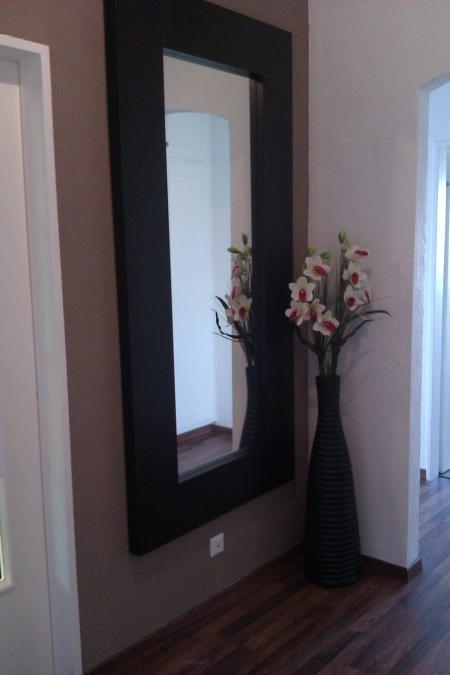 mein flur braun und weiss forum einrichten und deko. Black Bedroom Furniture Sets. Home Design Ideas