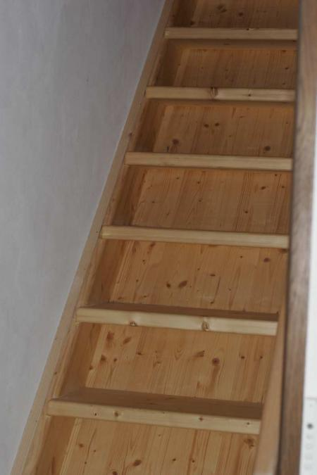 welches holz f r treppe im haus forum einrichten und deko. Black Bedroom Furniture Sets. Home Design Ideas