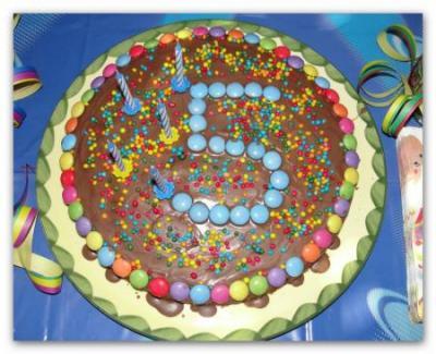 Kuchen Zum 6 Geburtstag Kindergeburtstag Elternforum