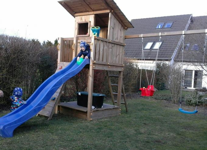 Klettergerüst Baby : 2. geburtstag und klettergerüst forum rund ums baby