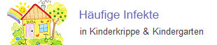 H�ufige Infekte in Kinderkrippe und Kindergarten