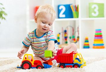 kindergarten betreuung durch eine tagesmutter. Black Bedroom Furniture Sets. Home Design Ideas