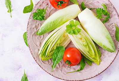 Leichte Sommerküche Pfiffig Und Schnell : Chicorée knackig frischer wintersalat