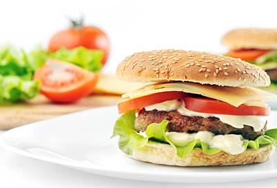 hamburger selbst gemacht vollwertig und gesund. Black Bedroom Furniture Sets. Home Design Ideas