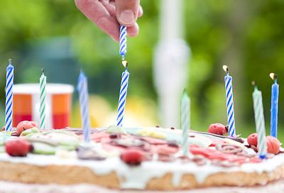 Schnell Gemacht Leckere Kuchen Fur Den Kindergeburtstag